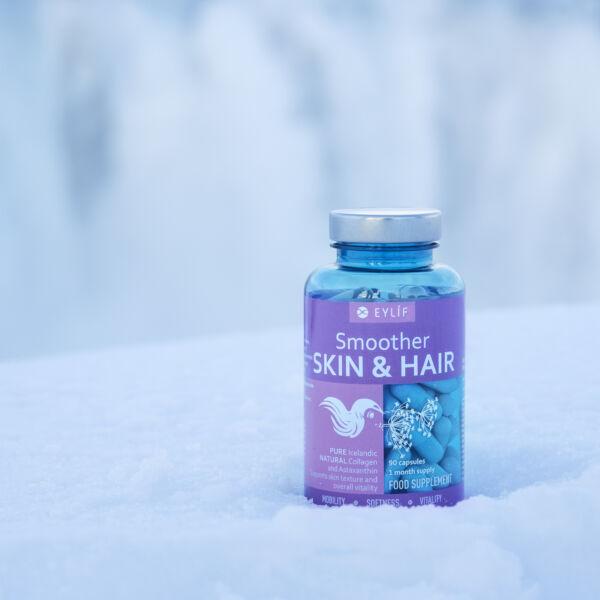 Smoother SKIN & HAIR að vetri in winter